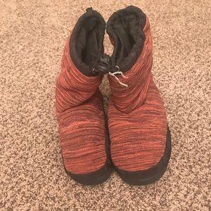 Shoes - So Danca Ballet Warm up Dance Booties
